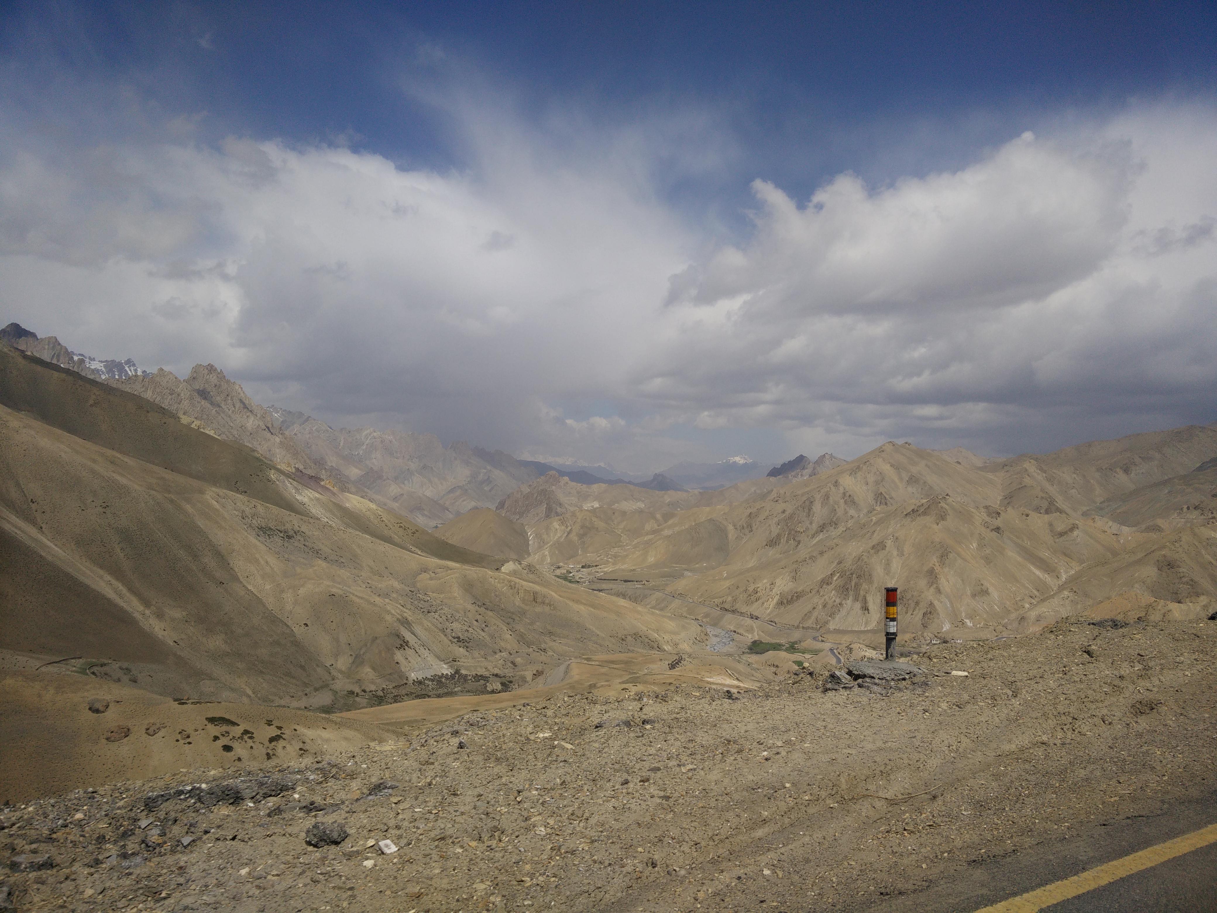 Kargil to Leh
